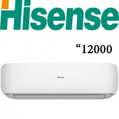 کولر گازی هایسنس 12000 کم مصرف اینورتر