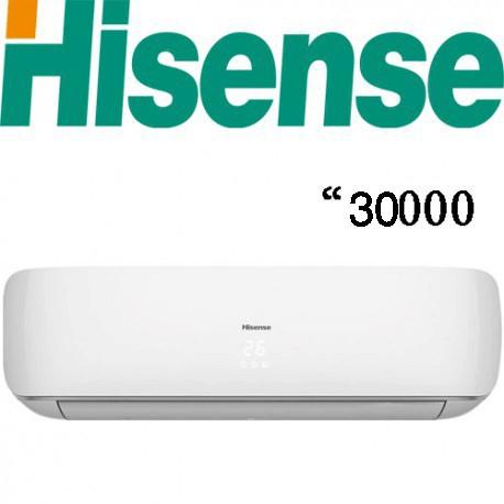 کولر گازی هایسنس 30000 کم مصرف اینورتر VQ
